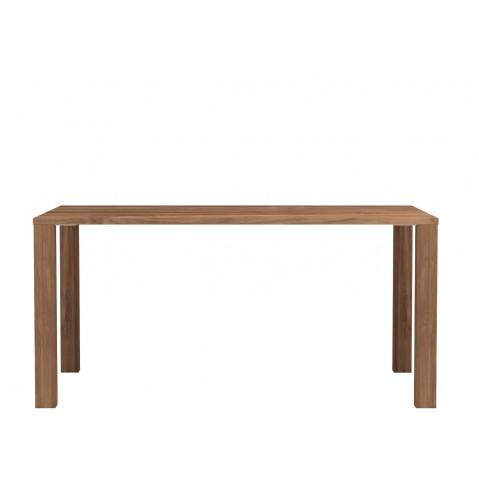 Table APRON en teck d'Ethnicraft-L. 160