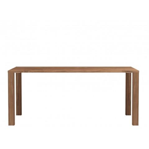Table APRON en teck d'Ethnicraft-L. 180