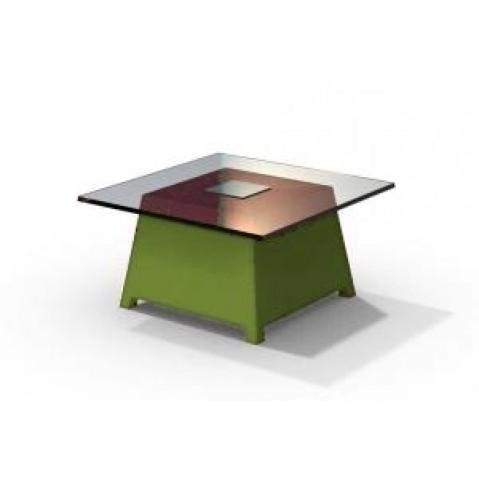 Table basse - RAFFY M10 - avec plateau 66x66 cm Qui est Paul Kaki