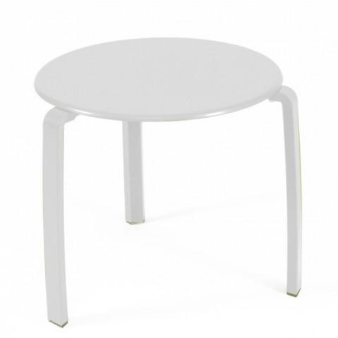 Table basse ALIZÉ de Fermob blanc coton