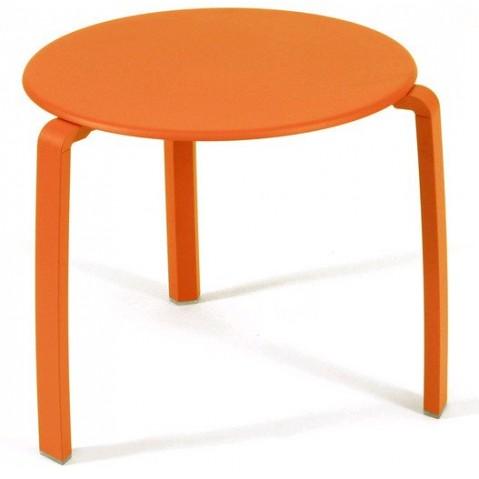 Table basse ALIZÉ de Fermob carotte