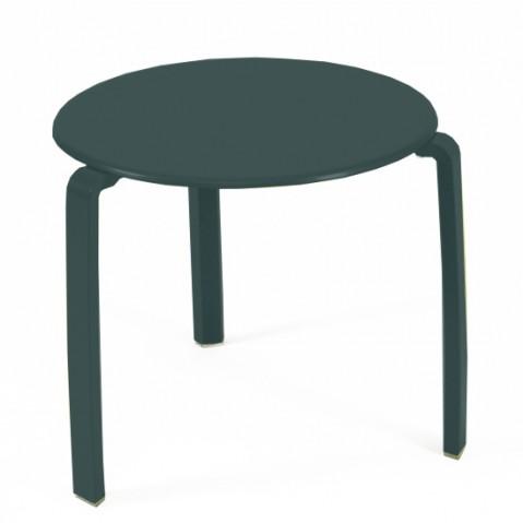 Table basse ALIZÉ de Fermob, Gris Orage
