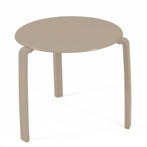Table basse ALIZÉ de Fermob, Muscade