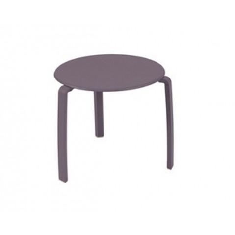 Table basse ALIZÉ de Fermob, Prune