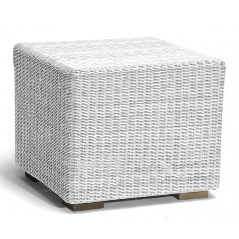 Table basse ASPEN de Manutti blanc