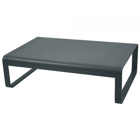 Table basse BELLEVIE de Fermob, Gris orage