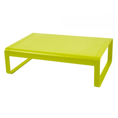 Table basse BELLEVIE de Fermob, Verveine