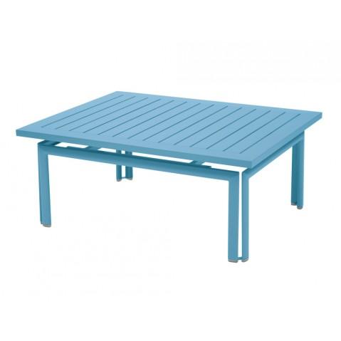 Table basse COSTA de Fermob Bleu turquoise