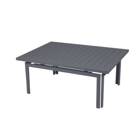 Table basse COSTA de Fermob gris orage