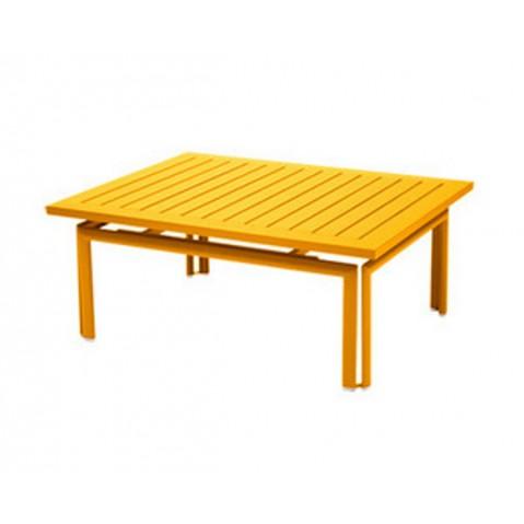 Table basse COSTA de Fermob, Miel