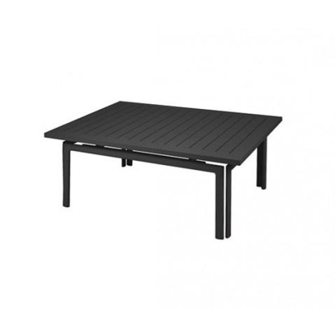 Table basse COSTA de Fermob noir réglisse
