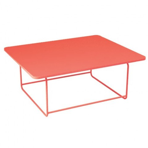 Table basse ELLIPSE de Fermob,Capucine