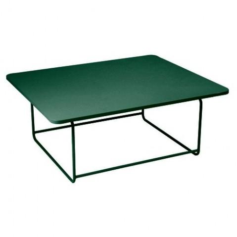 Table basse ELLIPSE de Fermob, Cèdre