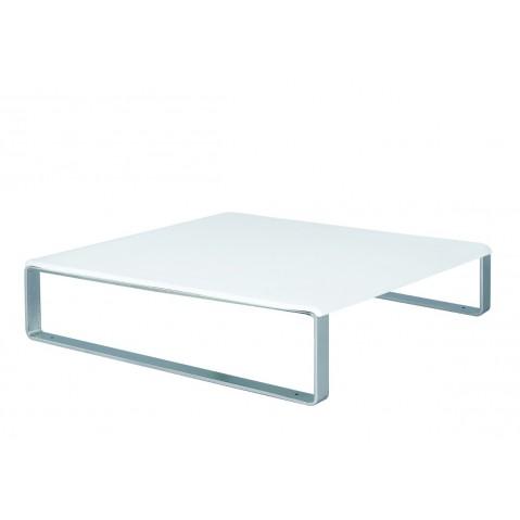 Table basse FOLD de Royal Botania, blanc