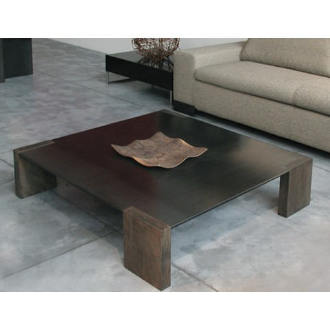 table basse iron wood de zeus 2 tailles 2 30 Impressionnant Table Basse Zeus Gst3