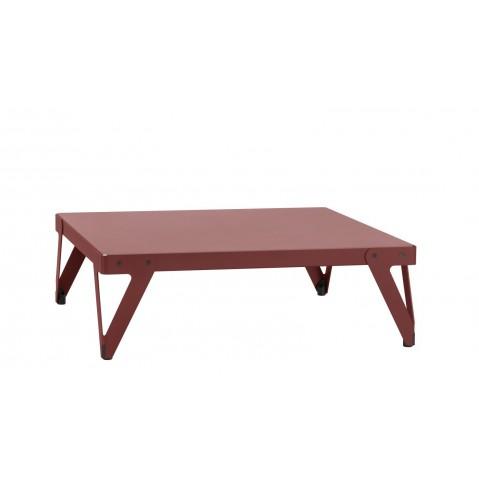 Table basse LLOYD de Functionals, Rouille