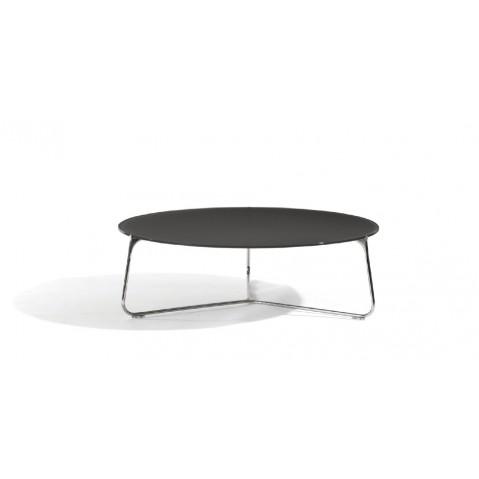 Table basse MOOD de Manutti, Noir, D. 100