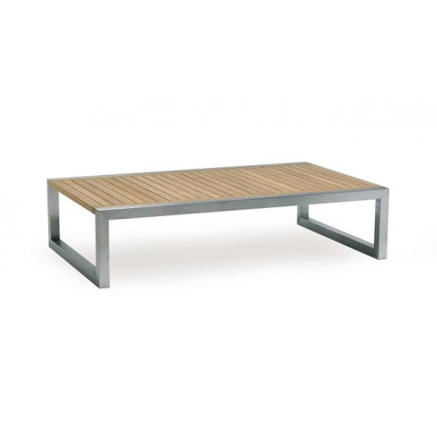Table basse NINIX 150 teck sans EP de Royal Botania