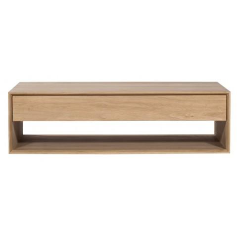 Table basse OAK NORDIC d'Ethnicraft , 1 tiroir