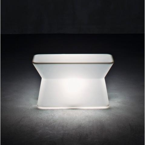Table basse PALENQUERA de Serralunga lumineuse