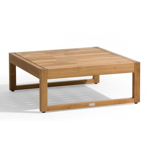 Table basse SIENA de Manutti, 2 tailles