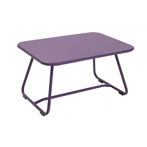 Table basse SIXTIES de Fermob, 23 coloris