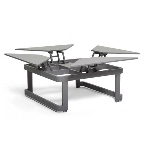 Table basse ST-TROPEZ rectangulaire