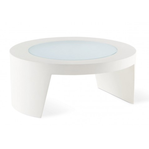 Table basse TAO de Slide blanc