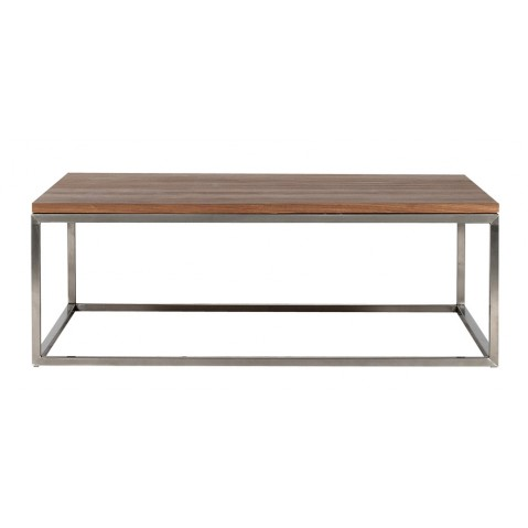 Table basse THIN d'Ethnicraft , 100x100cm