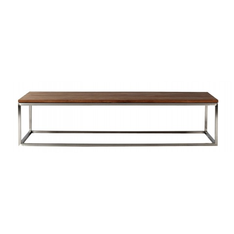 Table basse TECK ESSENTIAL d'Ethnicraft , Largeur 150cm