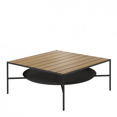 Table basse TRAY de Gloster, 2 coloris