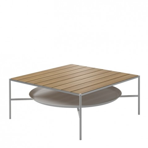 Table basse TRAY de Gloster, White