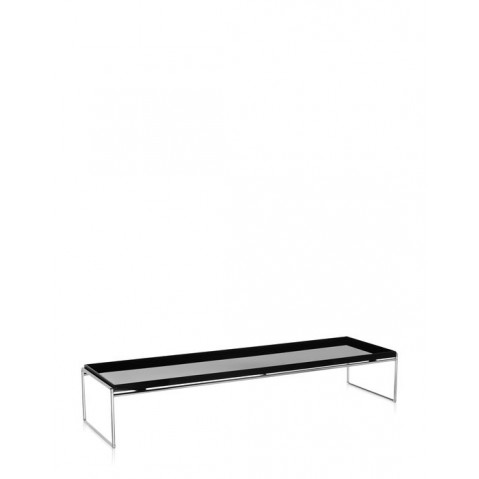 table basse trays de kartell 3 tailles 2 coloris. Black Bedroom Furniture Sets. Home Design Ideas