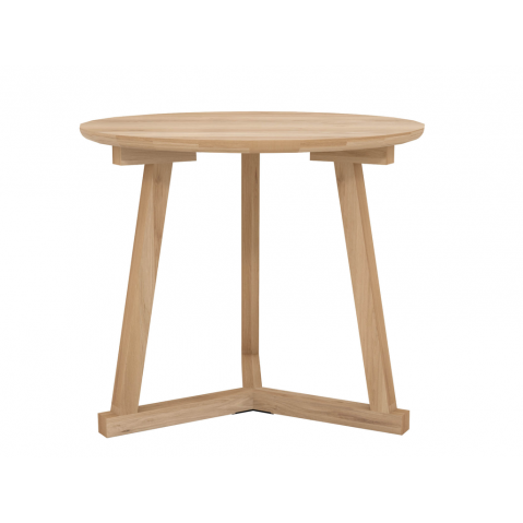 Table basse TRIPOD de Ethnicraft, Naturel