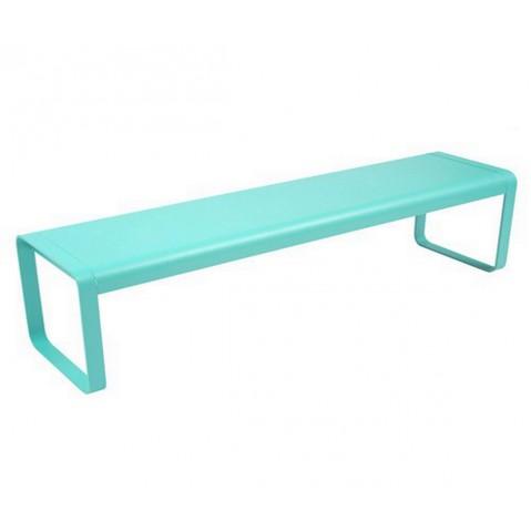 Table BELLEVIE de Fermob Bleu lagune