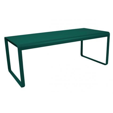 Table BELLEVIE de Fermob cèdre