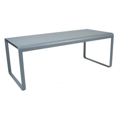 Table BELLEVIE de Fermob gris orage