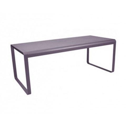 Table BELLEVIE de Fermob prune