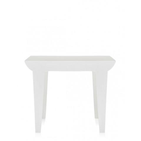 Table BUBBLE de Kartell, Blanc Zinc