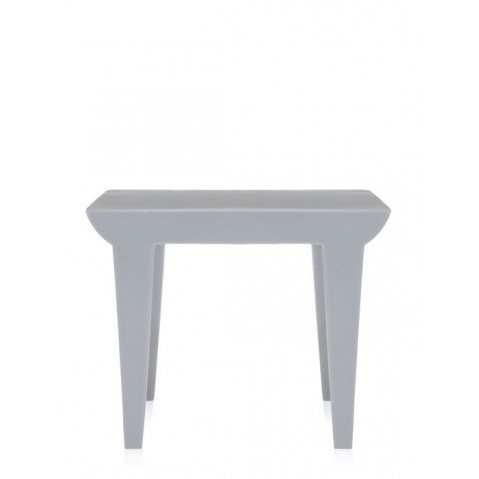 Table BUBBLE de Kartell, Gris clair