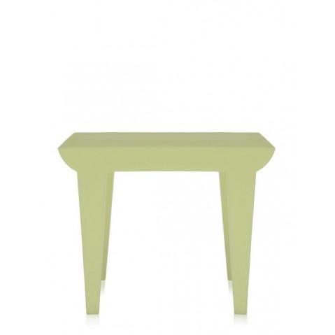Table BUBBLE de Kartell, Vert clair