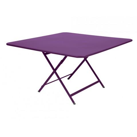 Table CARACTÈRE de Fermob, Aubergine