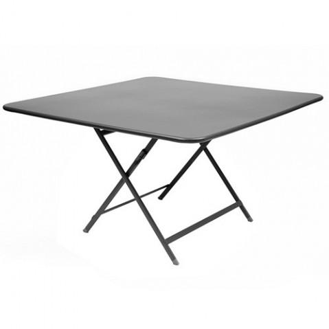 Table CARACTÈRE de Fermob Carbone