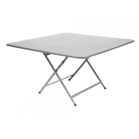 Table CARACTÈRE de Fermob, Gris métal