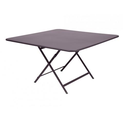 Table CARACTÈRE de Fermob, Prune