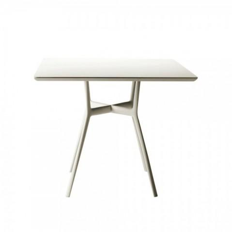 Table carré BRANCH de Tribù, Lin