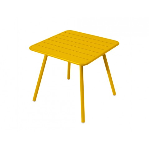 Table-Luxembourg-80x80cm-4-pieds Miel