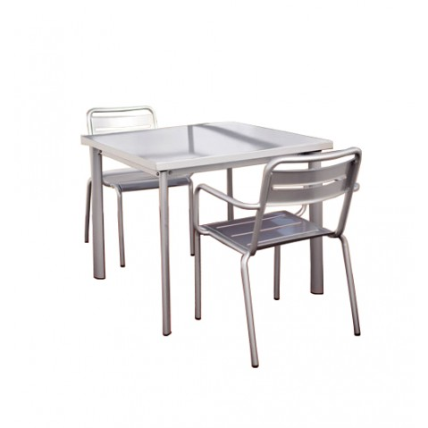 Table carrée 70x70 STAR de Emu
