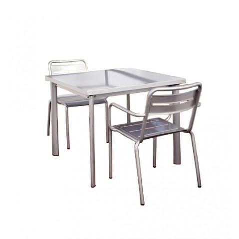 Table carrée 70x70 STAR de Emu