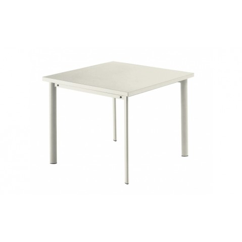 Table carrée 90x90 STAR de Emu-Blanc